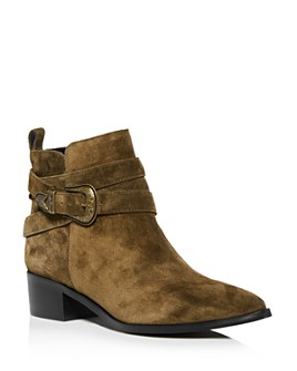 Marc Fisher LTD. - Women's Mylandi Block-Heel Western Booties