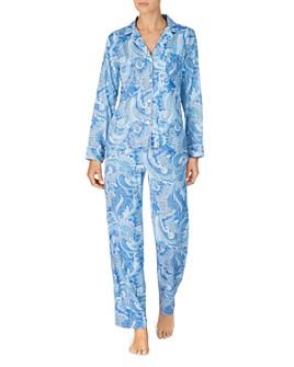 Ralph Lauren - Sateen Pajama Set