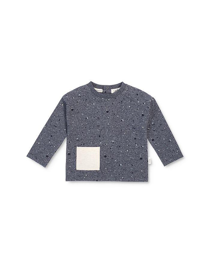 Miles Child - Boys' Speckle Print Sweatshirt - Little Kid