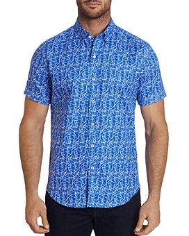 Robert Graham - Marston Classic Fit Short-Sleeve Shirt - 100% Exclusive