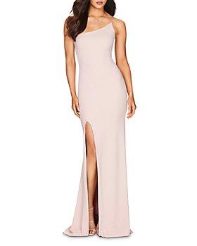 Nookie - Jasmine One-Shoulder Floor Length Gown