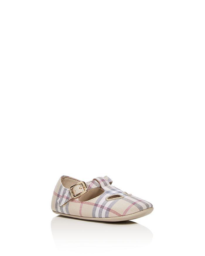 Burberry Boots GIRLS' MINI KIPLING MARY JANE FLATS - BABY