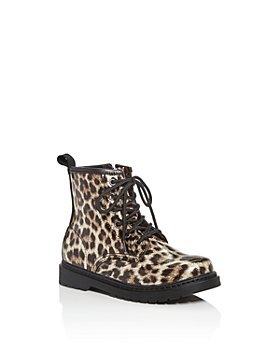 STEVE MADDEN - Girls' JSashaa Combat Boots - Little Kid, Big Kid
