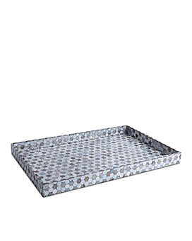 Global Views - Mother-of-Pearl Large Tray