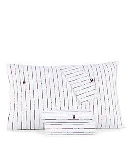 Tommy Hilfiger - Vertical Stripe Sheet Set