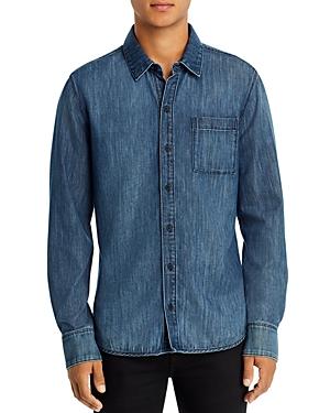 Paige Bedford Denim Regular Fit Shirt-Men