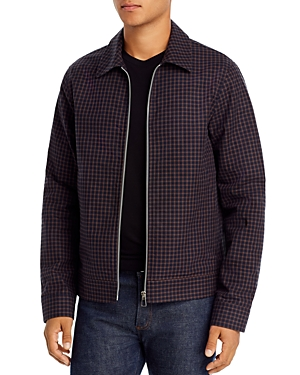 Ps Paul Smith Checked Jacket