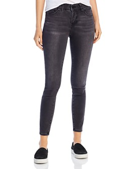 JAG Jeans - Cecilia Skinny Jeans in Coal Wash