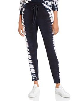 LNA - Tidal Tie-Dye Sweatpants