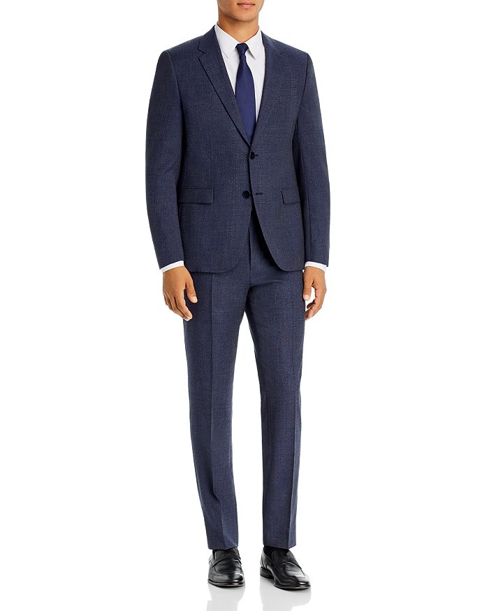HUGO - Astian Mélange Solid Extra Slim Fit Suit Separates - 100% Exclusive