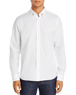 HUGO - Emero Star-Collar Regular Fit Shirt