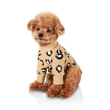 Huts and Bay - Leopard Spot Dog Sweatshirt