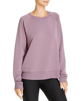 Beyond Yoga - Raglan-Sleeve Crewneck Sweatshirt