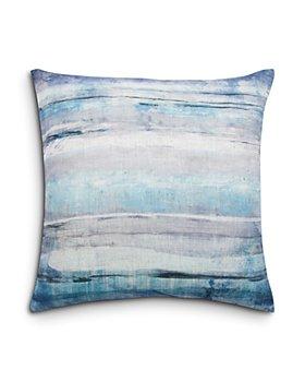 "Ren-Wil - Pictor Knife-Edge Watercolor Pillow, 20"" x 20"""