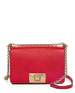 Furla Mimi Mini Leather Crossbody