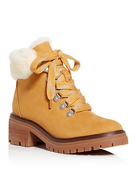 Gentle Souls by Kenneth Cole - Women's Brooklyn Shearling-Lined Booties