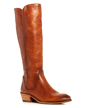 Frye Boots WOMEN'S CARSON PIPING TALL BOOTS
