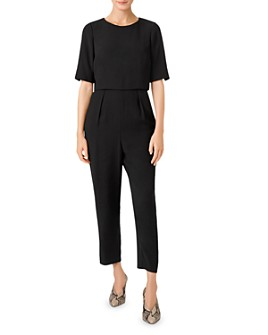 HOBBS LONDON - Georgie Popover Jumpsuit