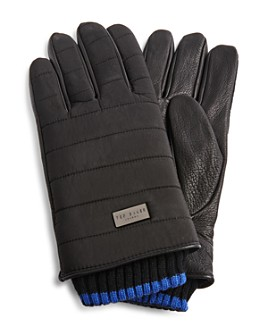 Ted Baker - MXO Bummp Quilted Gloves