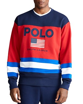 Polo Ralph Lauren - Flag Fleece Sweatshirt