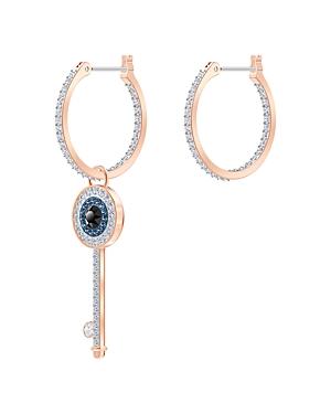 Swarovski Symbolic Mini Hoop Earrings