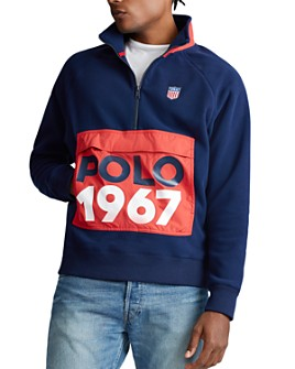 Polo Ralph Lauren - Hybrid Half-Zip Jacket