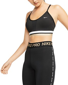 Nike - Glam Dunk Indy Strappy Sports Bra