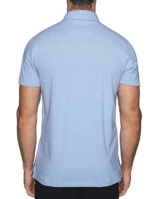 L Coastal Blue TailorByrd Mens Polo