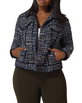 Maree Pour Toi Plus - Tweed Jacket