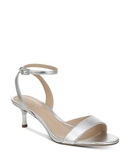 Via Spiga - Women's Louise Kitten Heel Sandals