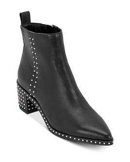 Dolce Vita - Women's Brook Studded Ankle Boots