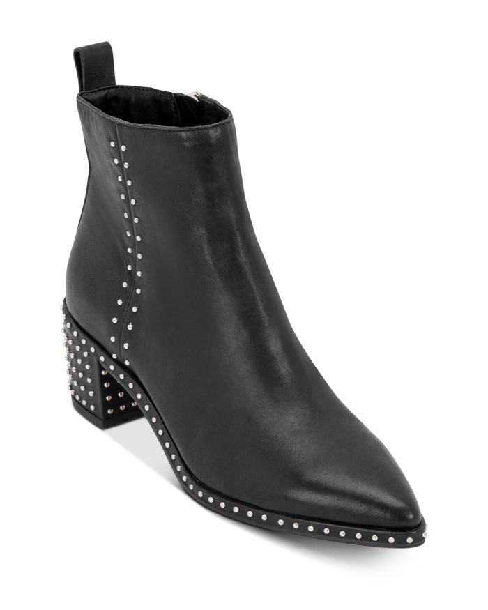Dolce Vita Women's Brook Studded Ankle Boots  | Bloomingdale's