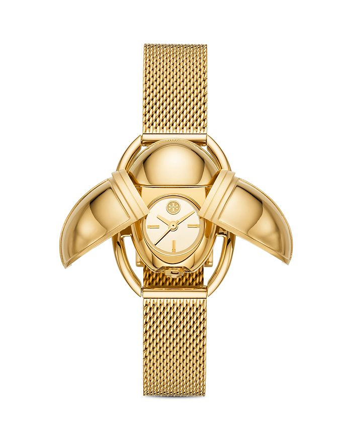 Tory Burch Watches SPECIAL-EDITION SCARAB WATCH, 24MM X 32MM