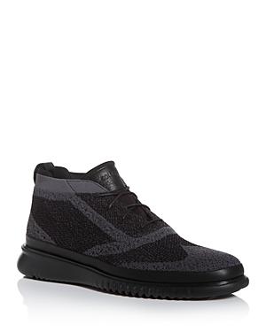 Cole Haan Men\\\'s Zerogrand Stitchlite Waterproof Chukka Boots