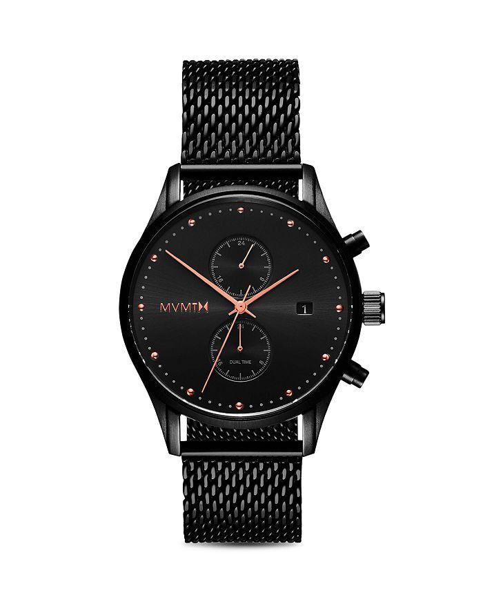 MVMT - Voyager Mesh Bracelet Watch, 42mm