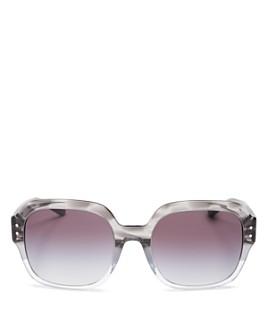 Tory Burch - Women's Oversized Square Sunglasses, 56mm