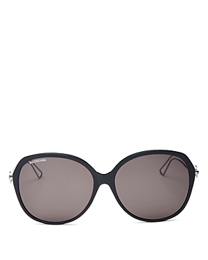 Balenciaga Women's Square Sunglasses, 59mm