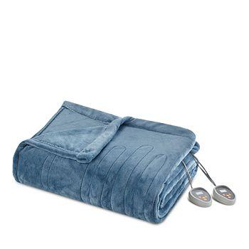 Beautyrest - Plush Heated Blanket, Full