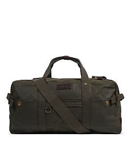 Barbour - Gamefair Waxed Canvas Holdall