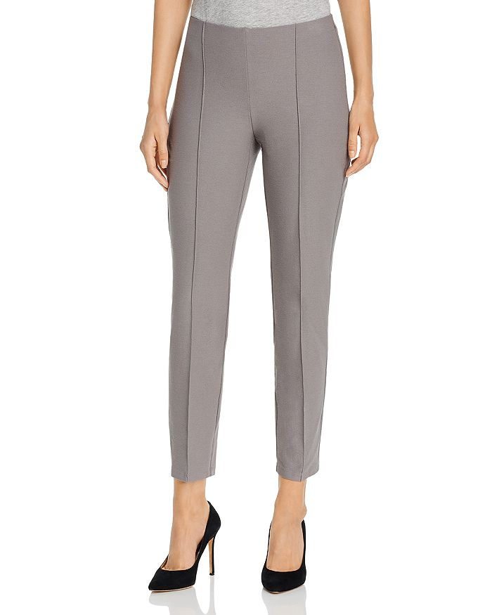 Eileen Fisher Petites - Slim Pintucked Pants