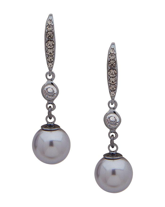 Ralph Lauren - Simulated Pearl Drop Earrings