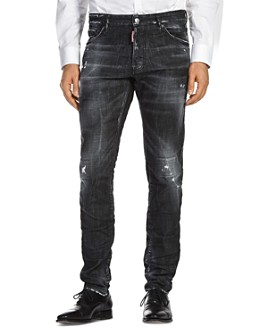 DSQUARED2 - Cool Guy Skinny Fit Jeans in Black