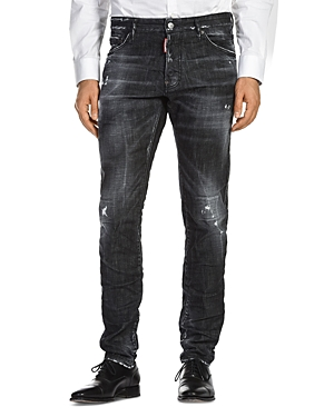 DSQUARED2 Cool Guy Skinny Fit Jeans in Black