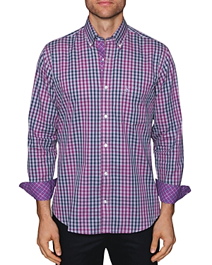 TailorByrd Toby Classic Fit Button-Down Shirt