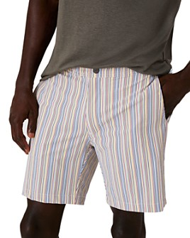 Onia - Calder Striped Swim Trunks