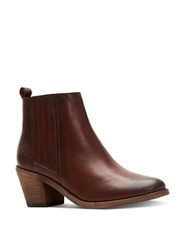 Frye - Women's Alton Leather Chelsea Boots