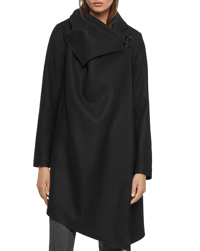 Allsaints Coats CITY MONUMENT COAT