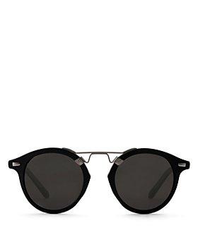Krewe - Unisex St. Louis Round Sunglasses, 46mm