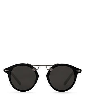 Unisex St. Louis Round Sunglasses