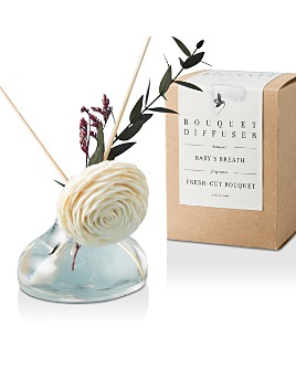 Anthropologie Home - Floral Bouquet Diffuser